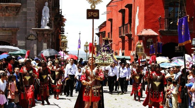 Easter in Mexico