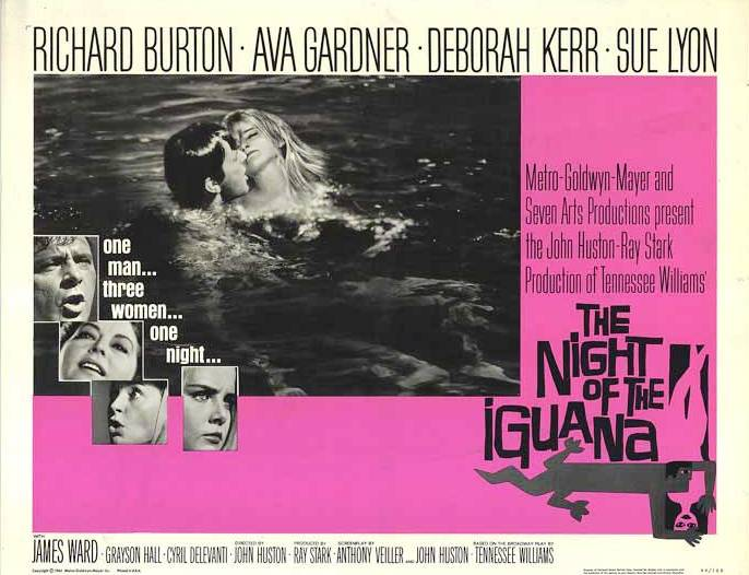 Patrick Comerford: Re-reading 'The Night of the Iguana' by Tennessee  Williams